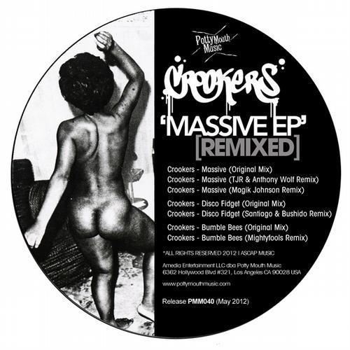 Album Art - Massive EP (Remixed)