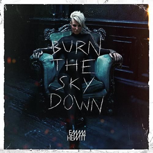Album Art - Burn The Sky Down - Bonus Track Edition