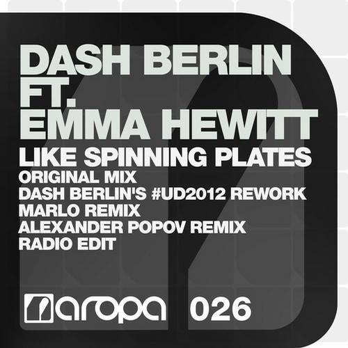 Album Art - Like Spinning Plates