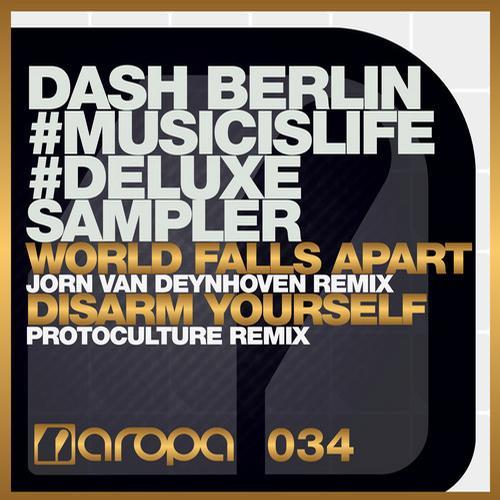 Album Art - #musicislife #deluxe - sampler 02