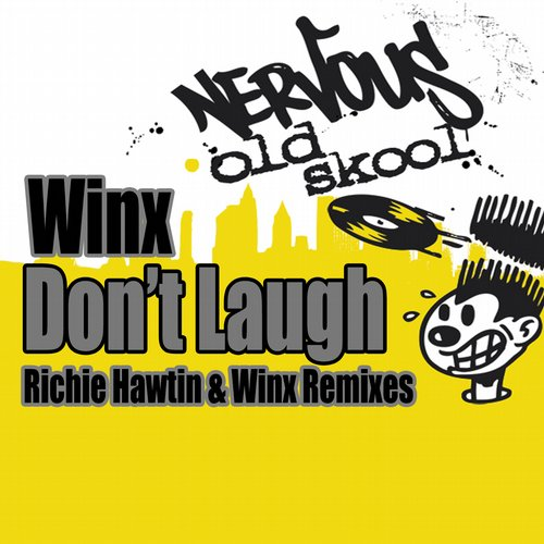 Album Art - Don't Laugh - Richie Hawtin & Winx Remixes