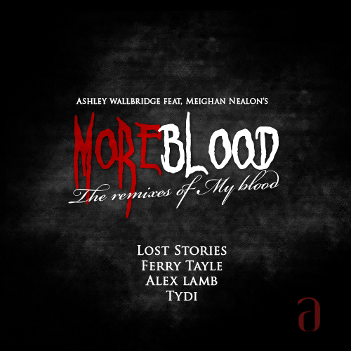 Album Art - More Blood (The Remixes Of My Blood)