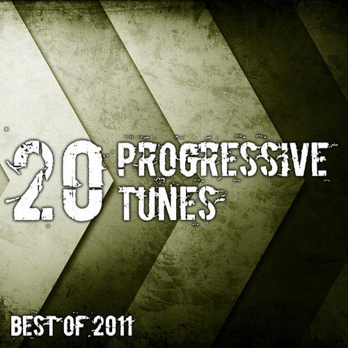 Album Art - 20 Progressive Tunes-Best Of 2011