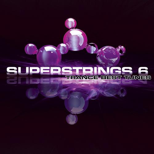 Album Art - Superstrings 6 - Trance Best Tunes