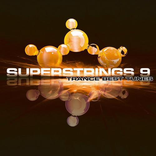Album Art - Superstrings 9 - Trance Best Tunes