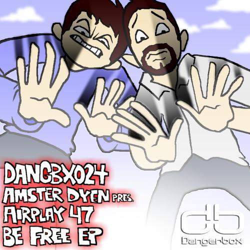 Album Art - Be Free EP