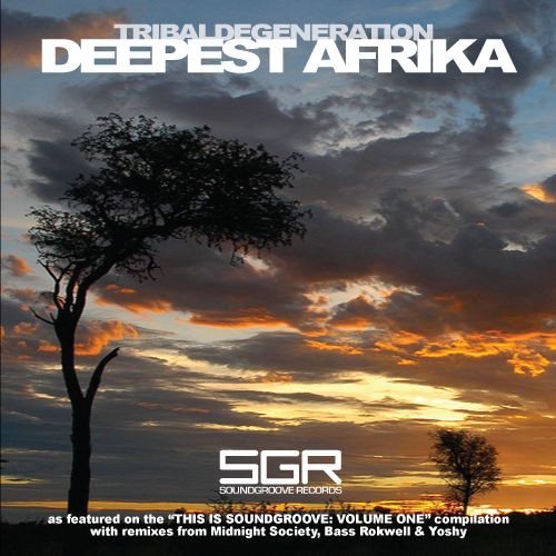 Album Art - Deepest Afrika