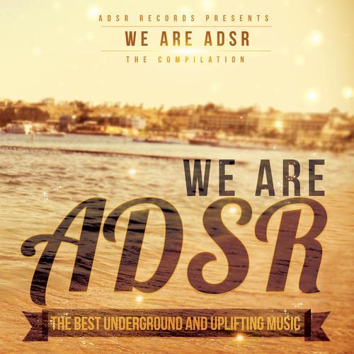Album Art - We Are ADSR