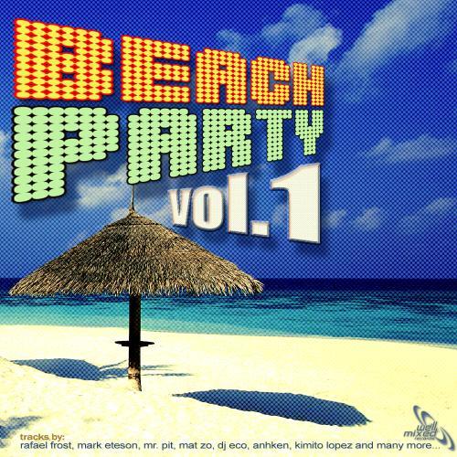 Album Art - Beach Party Vol. 1