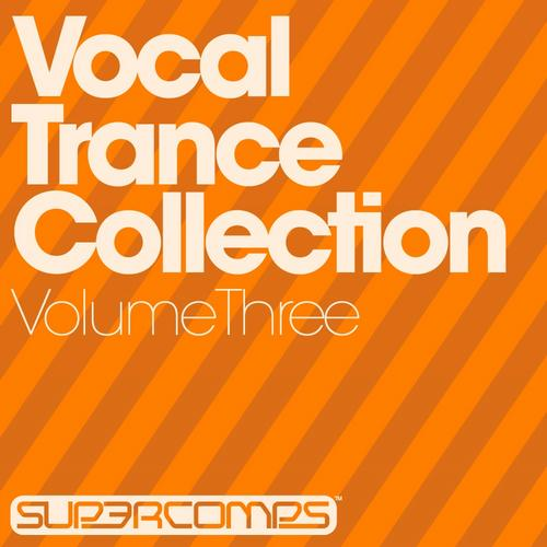 Album Art - Vocal Trance Collection, Volume Three