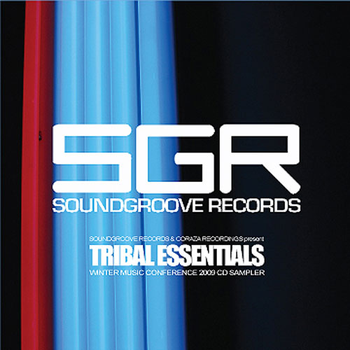 Album Art - Tribal Essentials - WMC '09 Sampler