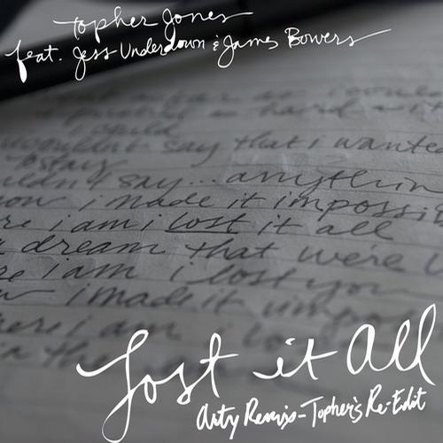 Album Art - Lost It All (feat. Jess Underdown & James Bowers)