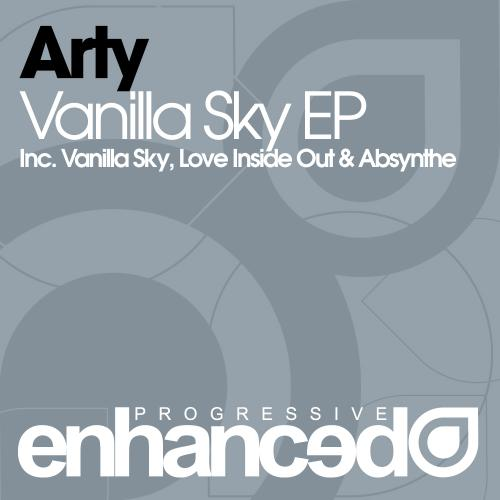 Album Art - Vanilla Sky EP
