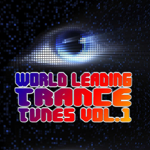 Album Art - World Leading Trance Tunes Volume 1
