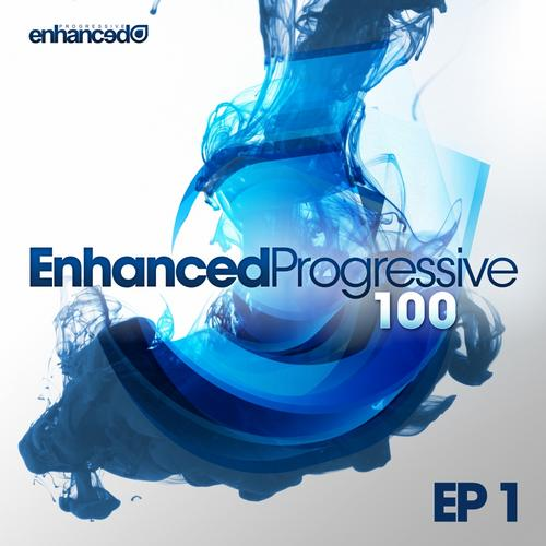 Album Art - Enhanced Progressive 100 - EP1
