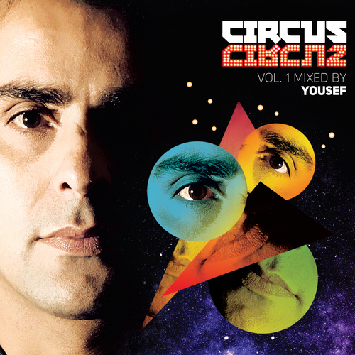 Album Art - Yousef - Circus Live Volume 1