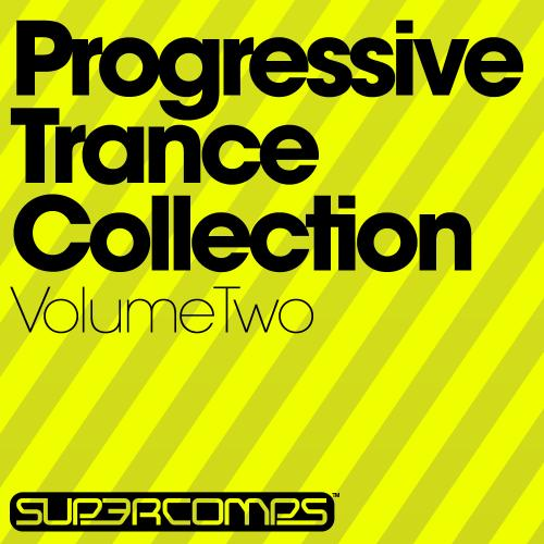 Album Art - Progressive Trance Collection - Volume Two