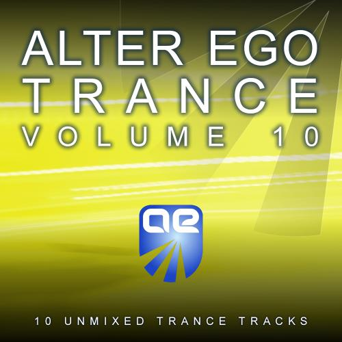 Album Art - Alter Ego Trance Vol. 10