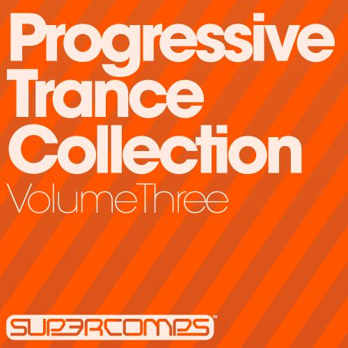 Album Art - Progressive Trance Collection - Volume Three