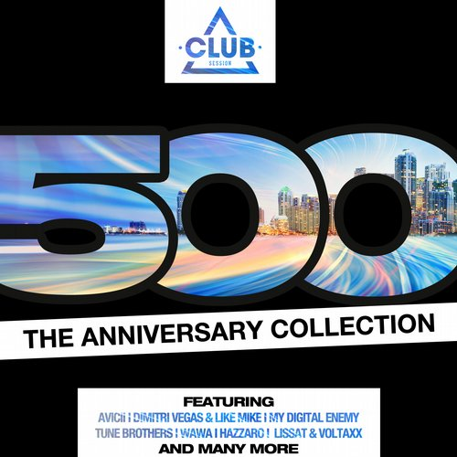 Album Art - Club Session 500