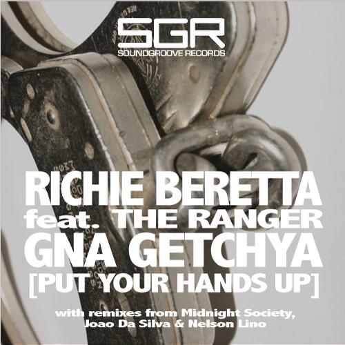 Album Art - Gna Getchya (Put Your Hands Up)