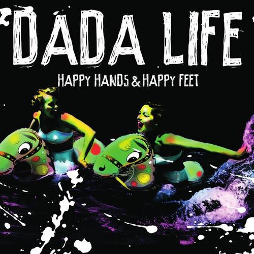 Album Art - Happy Hands and Happy Feet
