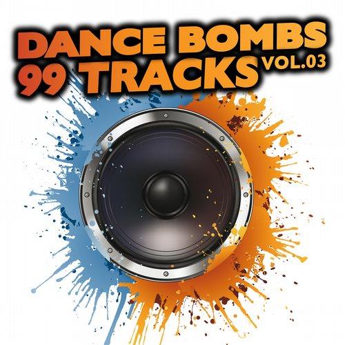 Album Art - Dance Bombs 99 Tracks, Vol. 3
