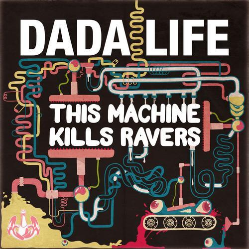 Album Art - This Machine Kills Ravers