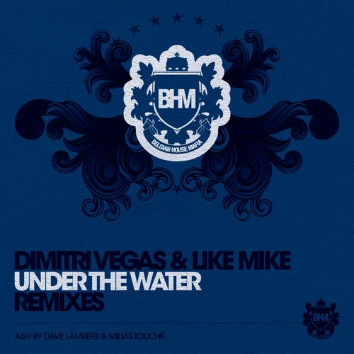 Album Art - Under The Water Remixes