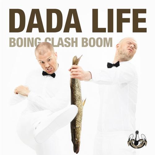 Album Art - Boing Clash Boom