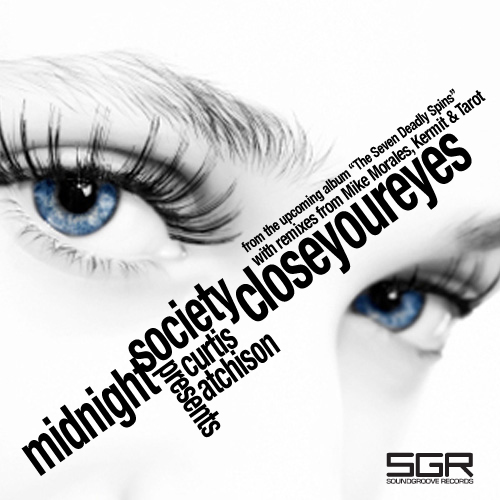 Album Art - Close Your Eyes (The Remixes)