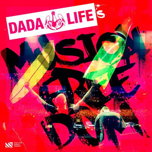 Album Art - Dada Life's Musical Freedom