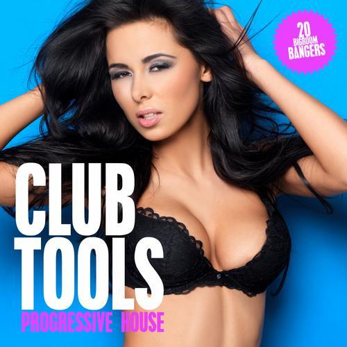 Album Art - Club Tools - Progressive House