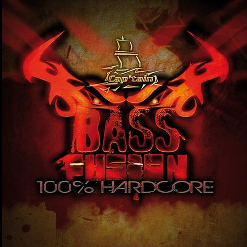 Album Art - Bass Fusion (100%% Hardcore)