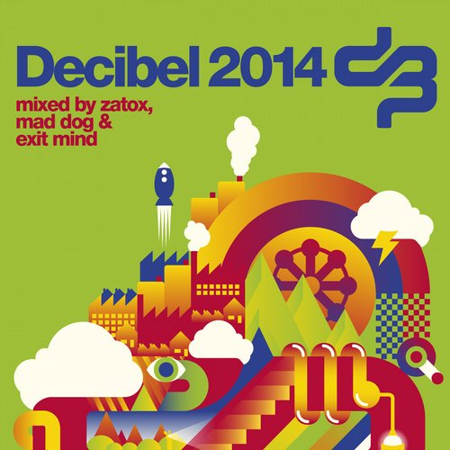 Album Art - Decibel 2014