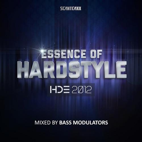Album Art - Essence Of Hardstyle - HDE 2012 - Mixed By Bass Modulators