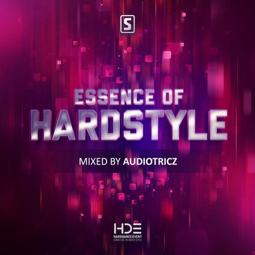 Album Art - Essence Of Hardstyle: HDE 2013 - mixed by Audiotricz
