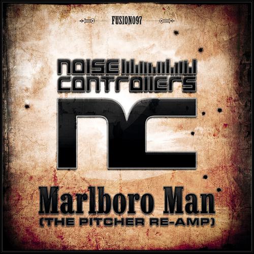 Album Art - Marlboro Man (The Pitcher Re-Amp)