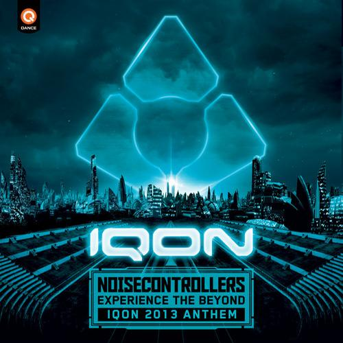 Album Art - Experience The Beyond (Official IQON 2013 Anthem)
