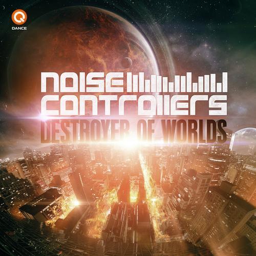 Album Art - Destroyer of Worlds