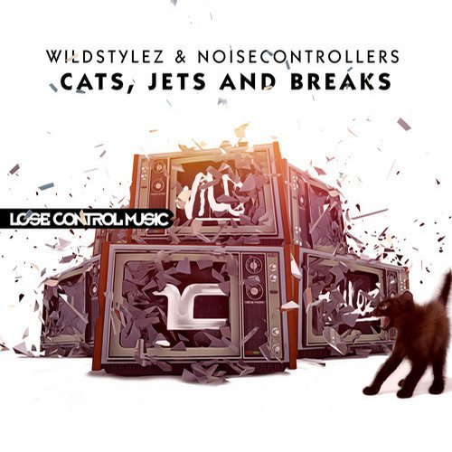 Album Art - Cats, Jets and Breaks