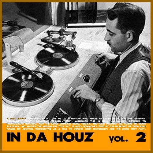 Album Art - IN DA HOUZ - VOL. 2
