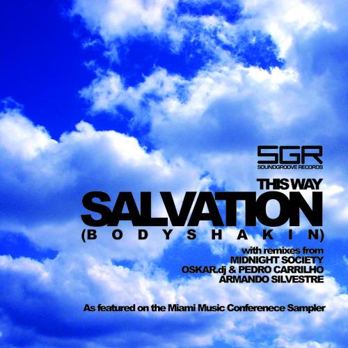 Album Art - Salvation (Bodyshakin')