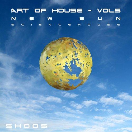 Album Art - Art Of House - VOL.5 (New Sun)