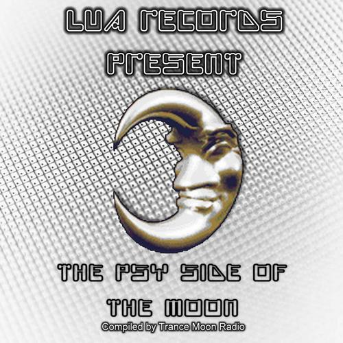 Album Art - The Psy Side of The Moon (Compiled by Trance Moon Radio)