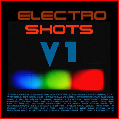 Album Art - Electro Shots V1