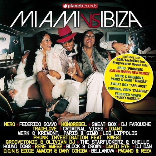 Album Art - Miami vs Ibiza