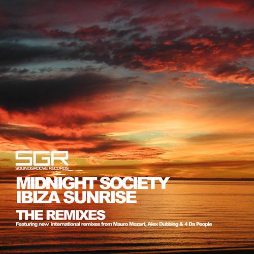 Album Art - Ibiza Sunrise (The Remixes)