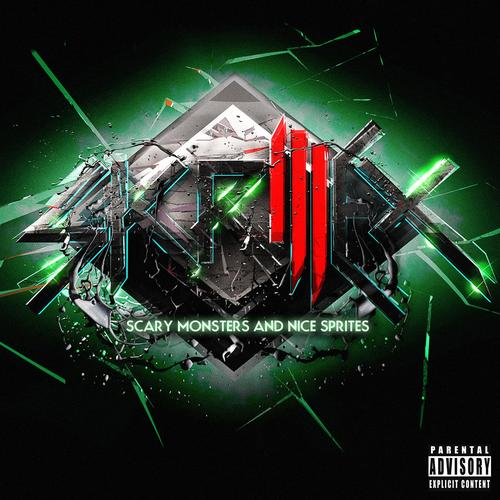 Album Art - Scary Monsters and Nice Sprites EP