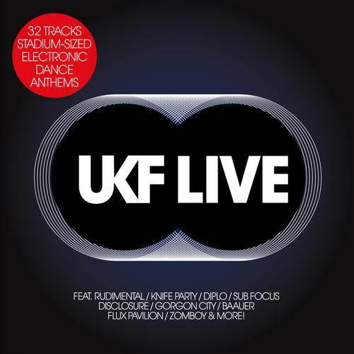 Album Art - UKF Live